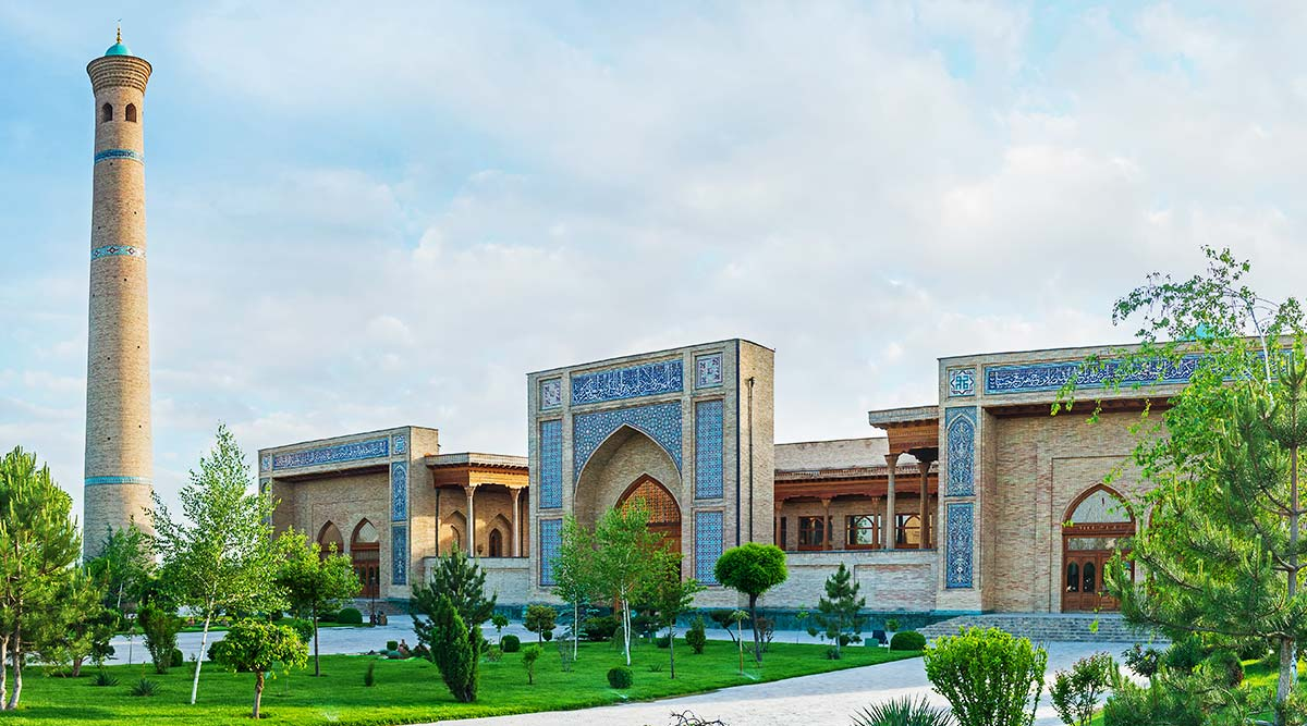 Tashkent Main CIty Travels Mantra