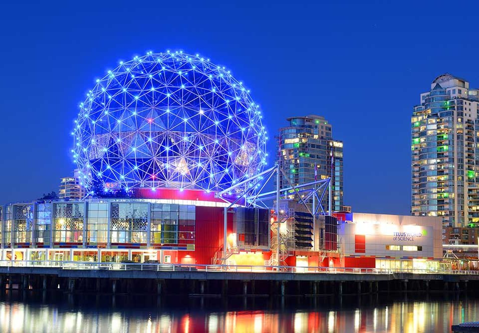 Canada Main City Travels Mantra