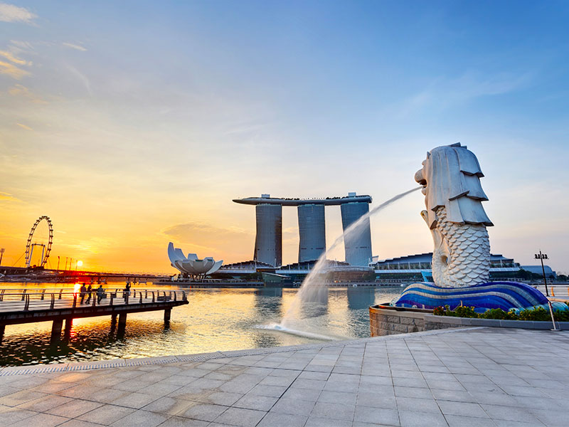 Singapore City Travel Mantra