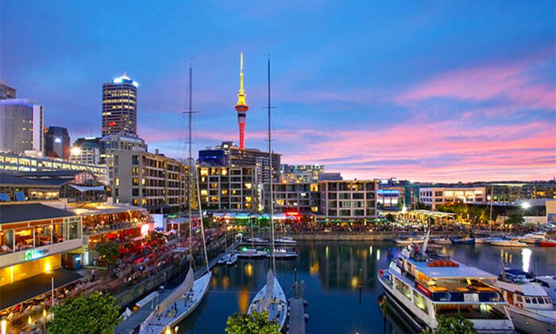 Newzealand City Travel Mantra