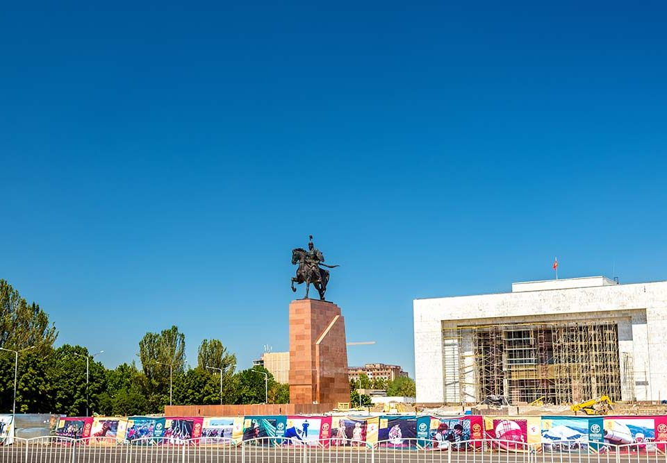Bishkek Main City Travels Mantra