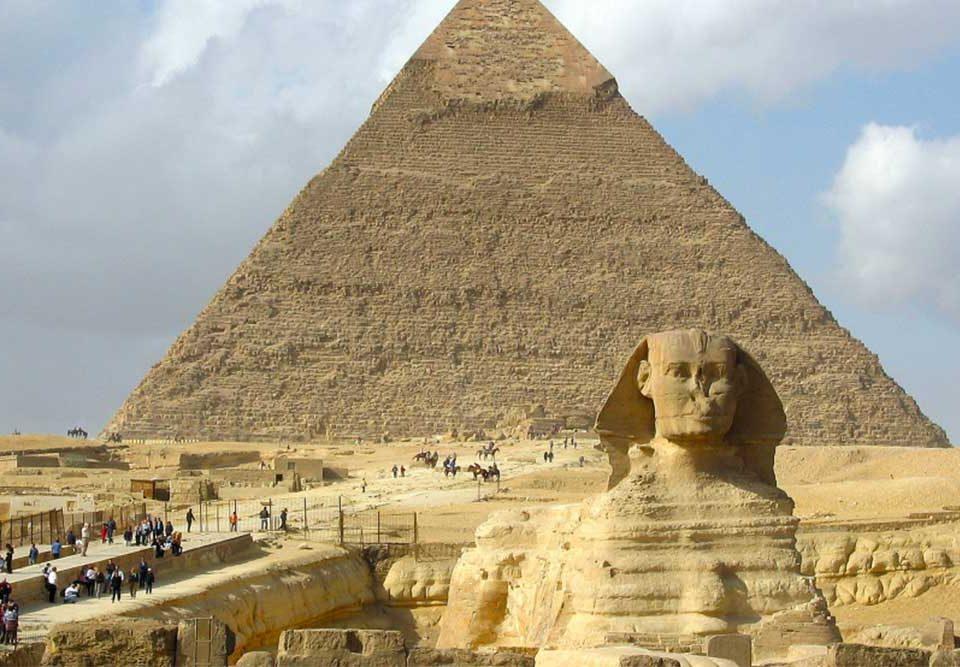 Egypt Main City Travels Mantra