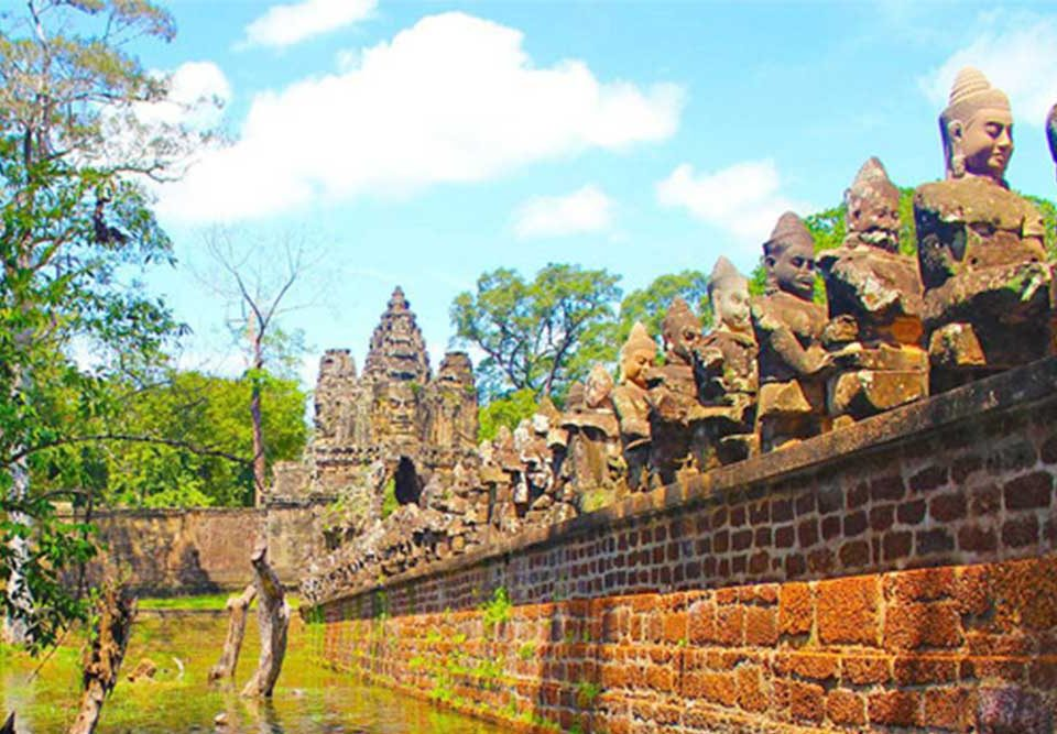 Cambodia Main City Travels Mantra