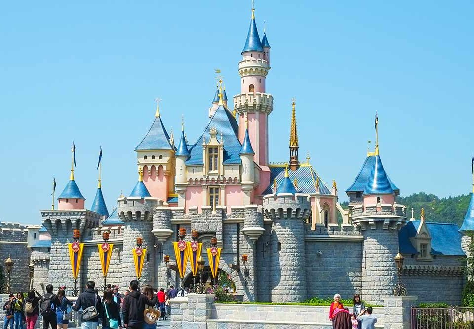 Hongkong Disneyland Travels Mantra