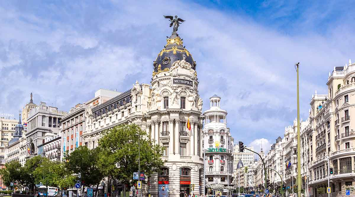 Spain Main City Travels Mantra