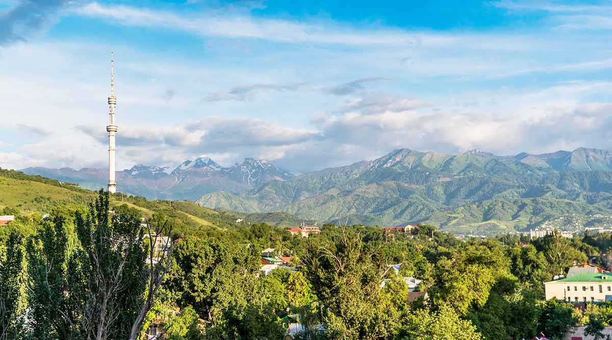Almaty Main City Travels Mantra