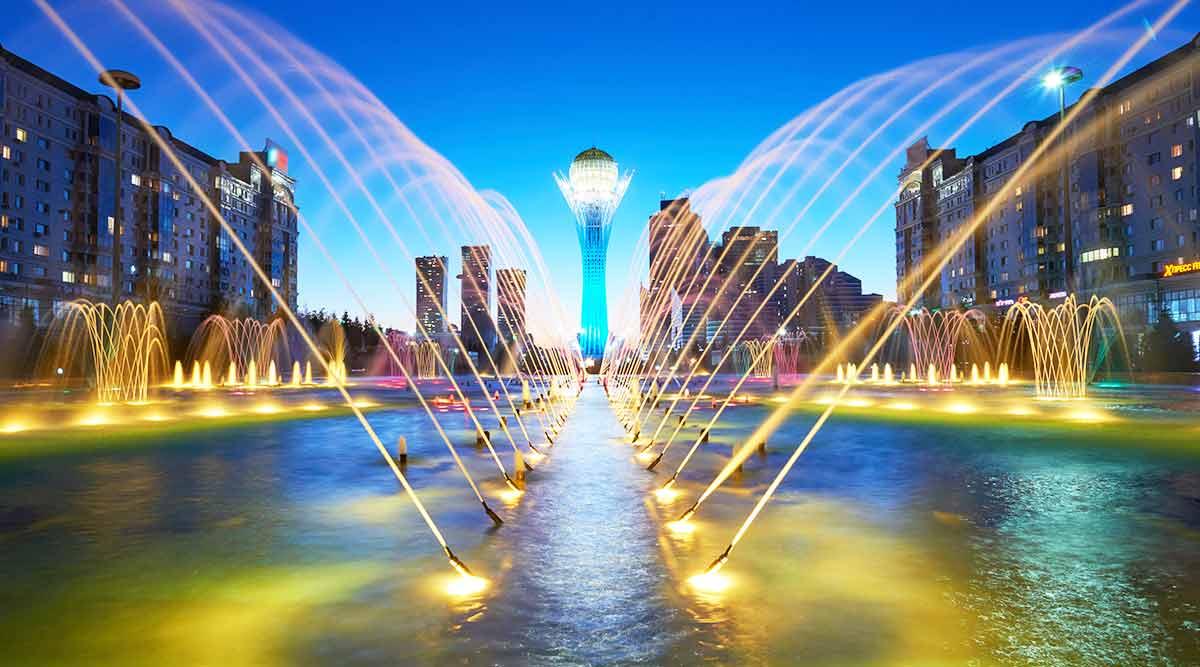 Astana Main City Travels Mantra