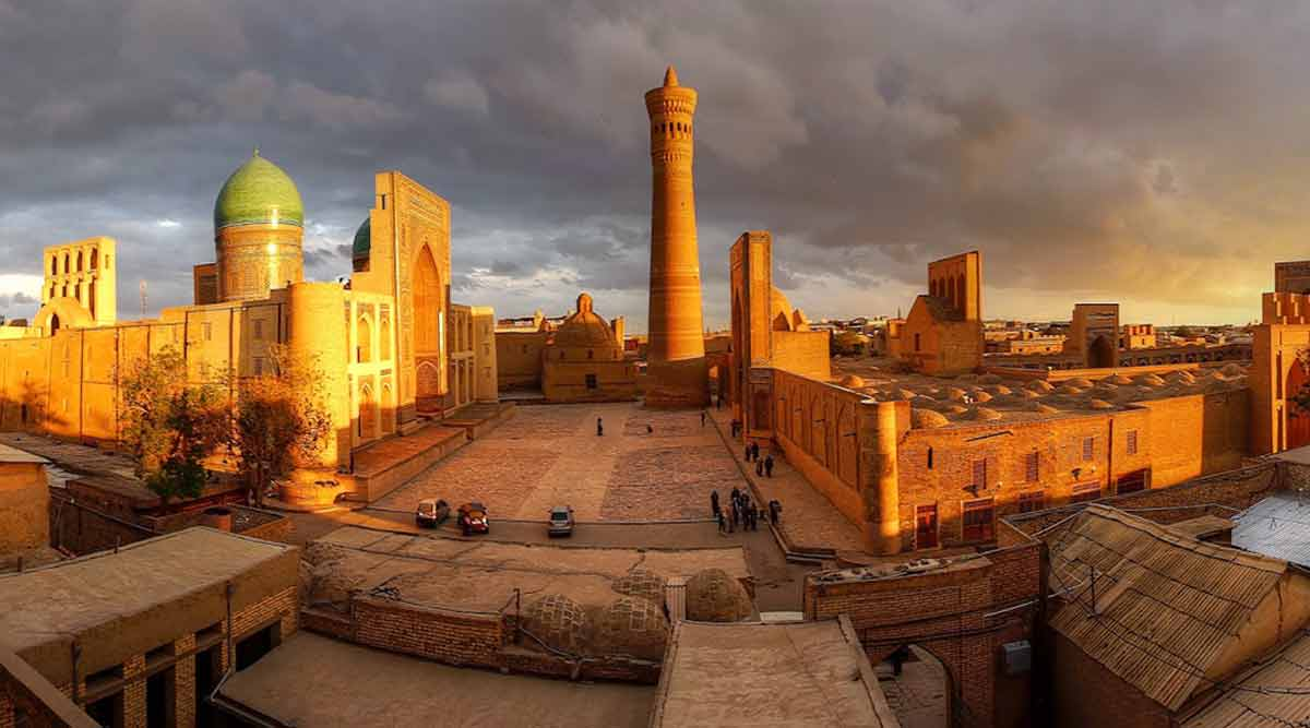 Bukhara Main City Travels Mantra