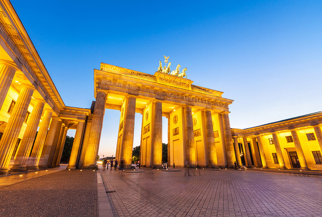 German Main City Travels Mantra