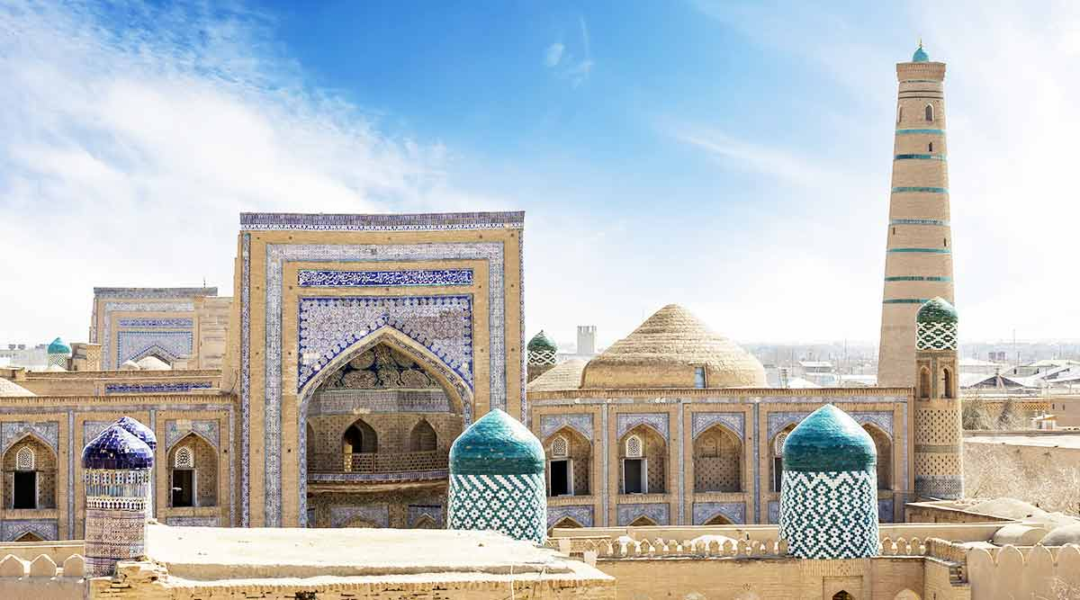 Khiva Main City Travels Mantra