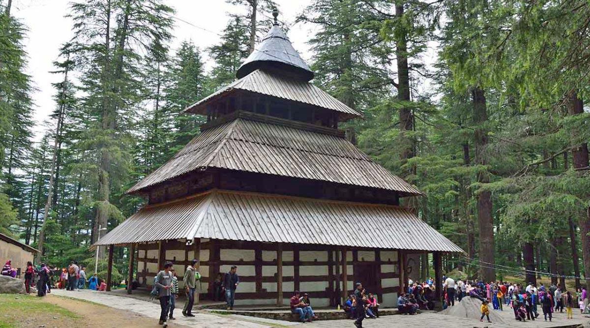 Manali Tour - Hadimba Mata Temple