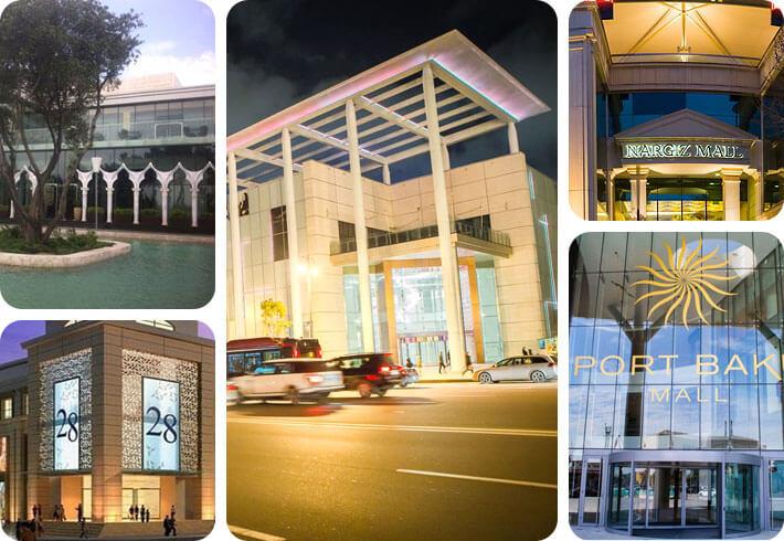 Baku-Shopping