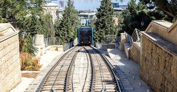 Funicular, Baku