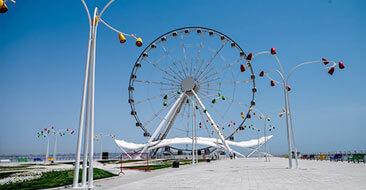 Panaromic Wheel