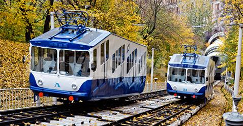 Kiev Funicular Kiev