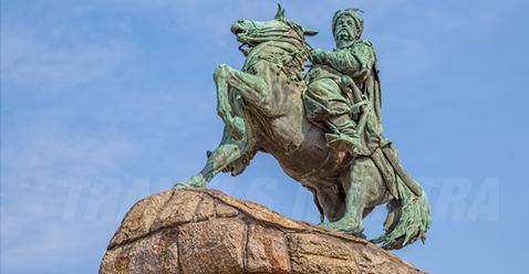 Monument to Bohdan Khmelnytsky