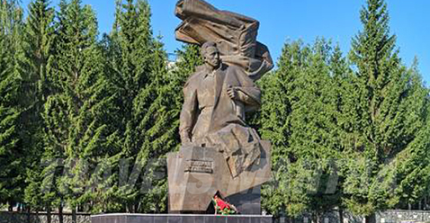 Partisan's Fame museum, Odessa