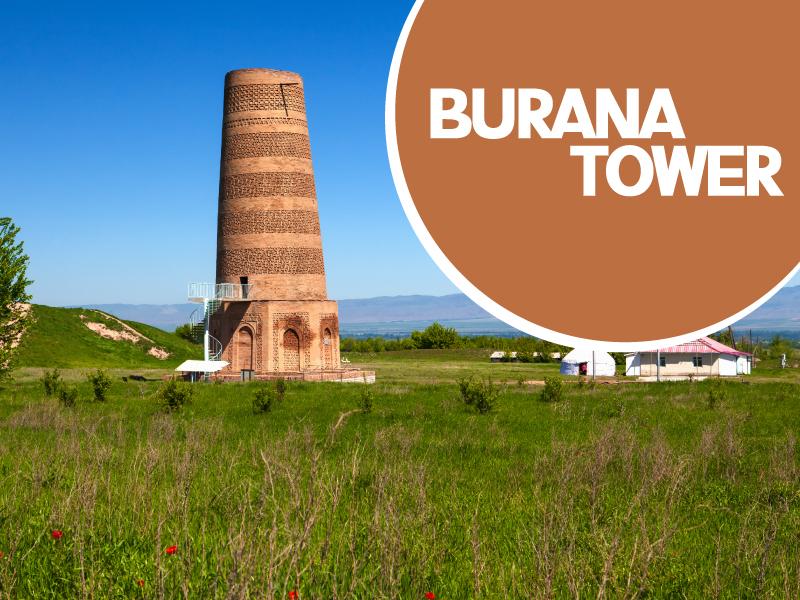 Burana Tower - Travels Mantra