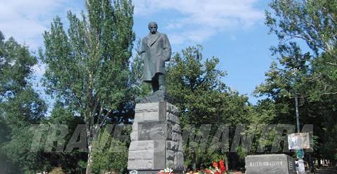 City park of Taras Shevchenko, Odessa