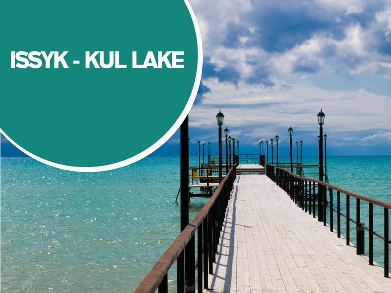 Issyk-Kul Lake - Travels Mantra