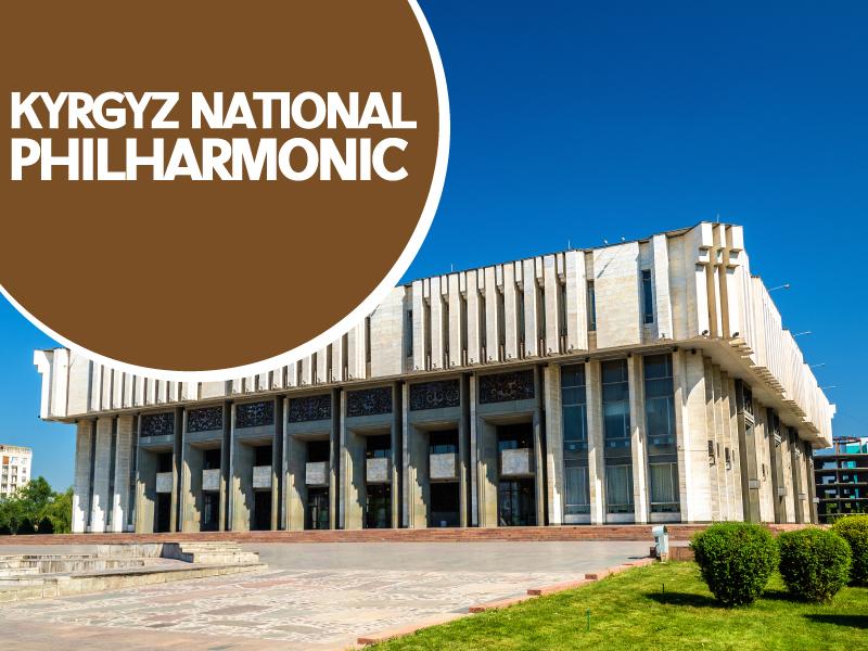 Kyrgyz National Philharmonic - Travels Mantra