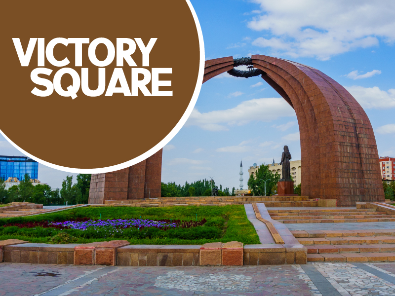 Victory Square - Travels Mantra