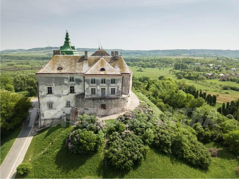 Oleska-castle-ukraine