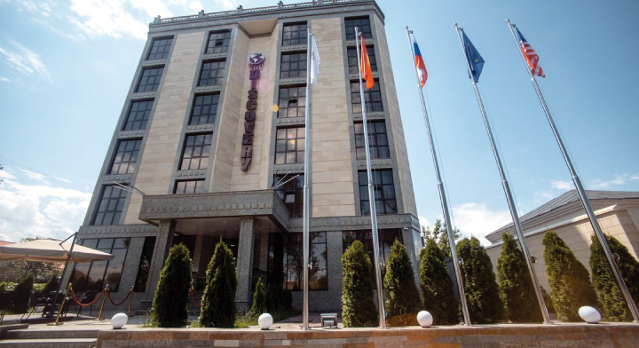 Hotel Bishkek - TravelsMantra