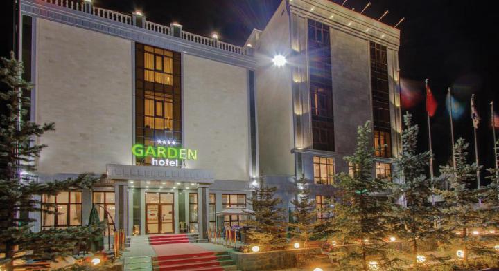 Garden Hotel Bishkek - TravelsMantra