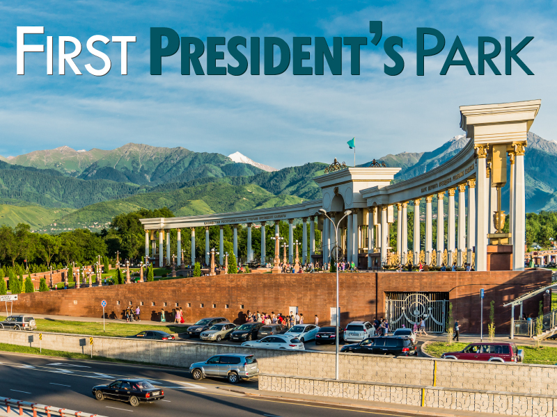 First President Park - Travels Mantra