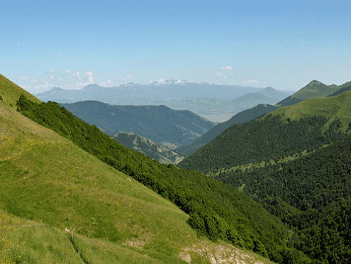 Teghenis Mountains
